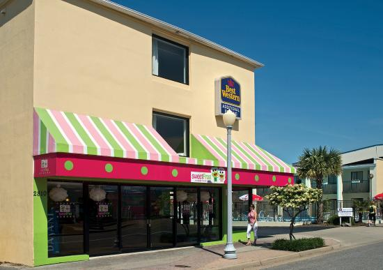 Best western plus oceanfront virginia beach hotel for Best western virginia beach