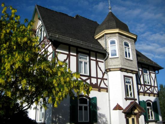 Hotel Villa Rossek