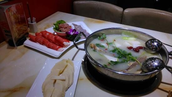Little Sheep Hot Pot (ShaTouJiao)