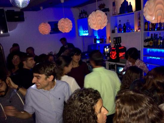 La Varita Magica Bar de Copas