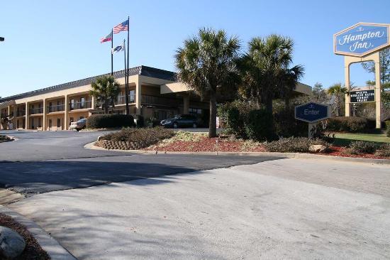 هامبتون إن أوغوستا - واشنطن رود: Welcome to Hampton Inn Augusta-Washington Rd. @ I-20