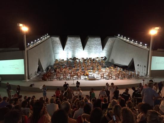 Teatro L'Occitane: Um lugar espetacular!!