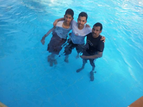 Movenpick Beach Resort Al Khobar: With Friends