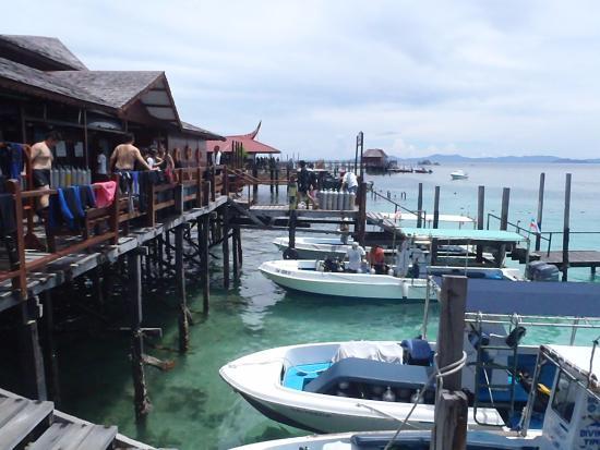 Dive center picture of sipadan mabul resort pulau mabul tripadvisor - Sipadan dive centre ...