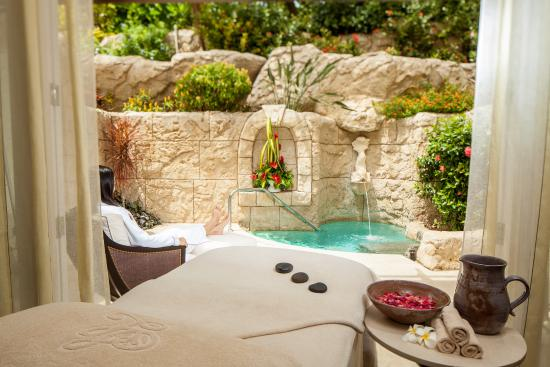 Sandy Lane Hotel : The Spa Treatment Room
