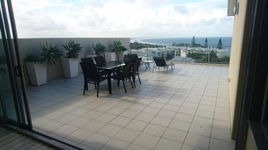Rainbow Sea Resort: Apartment 11