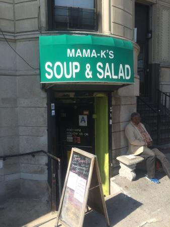 Mama K's Soup & Salad