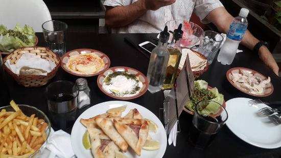 Al Hamra café