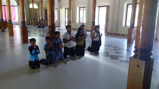 Puttalam, Sri Lanka: St. Anne's Church