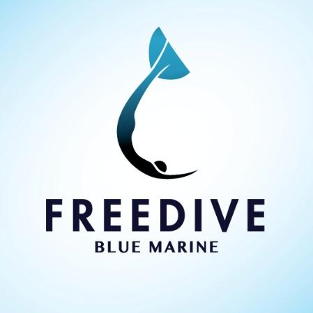 ‪Freedive Blue Marine‬