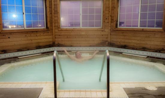 Days Inn Marquette: Adults Only Hottub