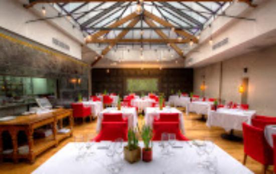 The Art School Restaurant Interior