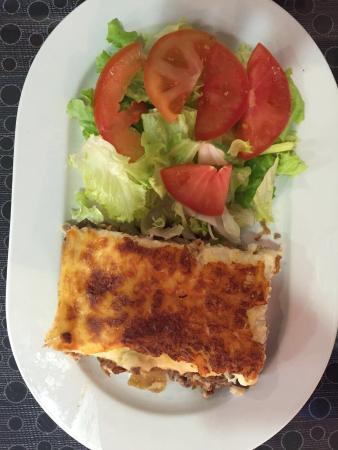 Moussaka grecque picture of restaurant anatolie - Cuisine villefranche sur saone ...