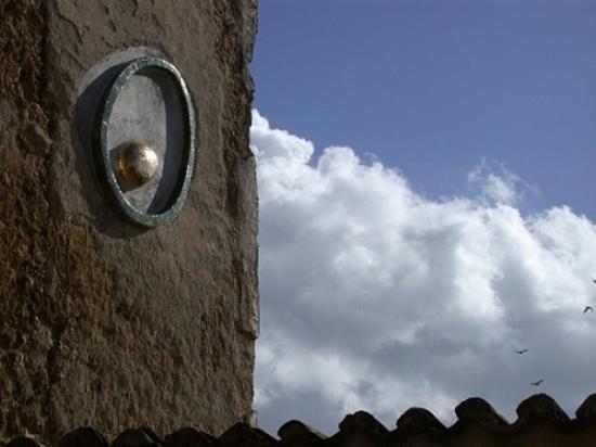 Castelnuovo di Farfa, إيطاليا: Logo Museo dell'olio della Sabina