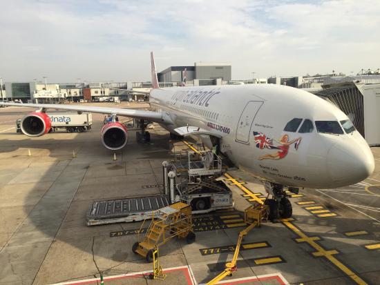 Virgin Atlantic travel agents