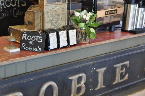 Roots at Robie's Country Store -- Breakfast, Lunch, Catering, and Events