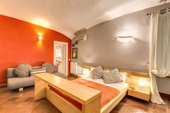 A Casa di Getta: room