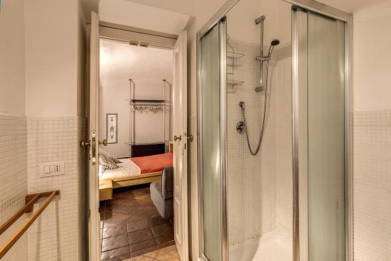 A Casa di Getta: ensuite room