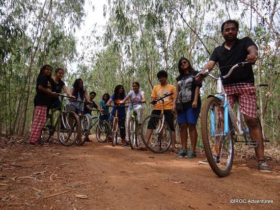 Sri City, India: IROC Cycling