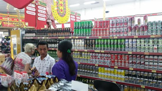 more beer.... - Picture of Bintang Supermarket Seminyak ...