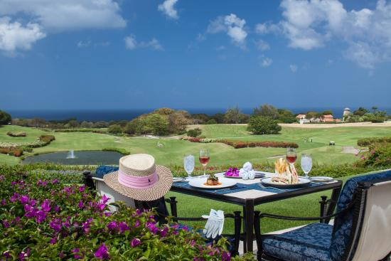 Sandy Lane Country Club Restaurant