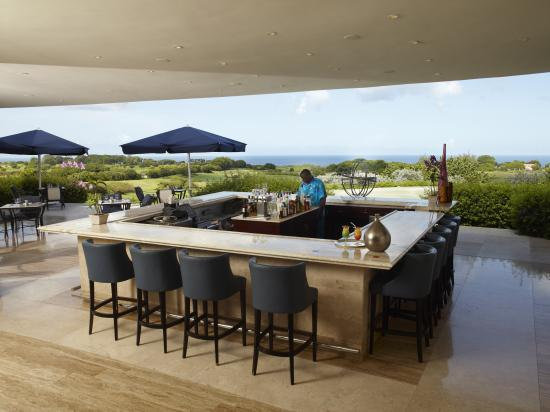 Sandy Lane Country Club Restaurant : Country Club Bar