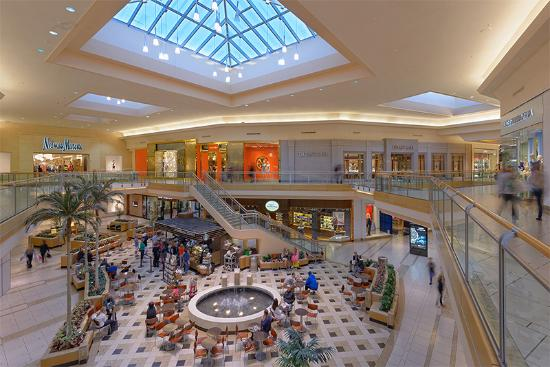 International Plaza and Bay Street: Cappuccino Court on Lower Level by Neiman Marcus