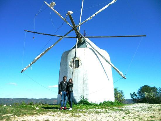 Bengado Windmill