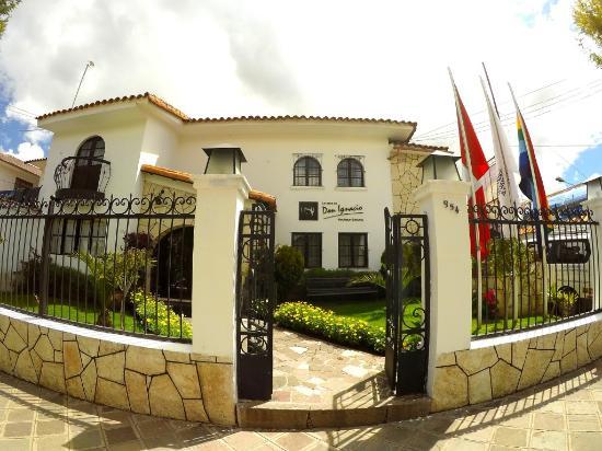 La Casa de Don Ignacio: Vista exterior