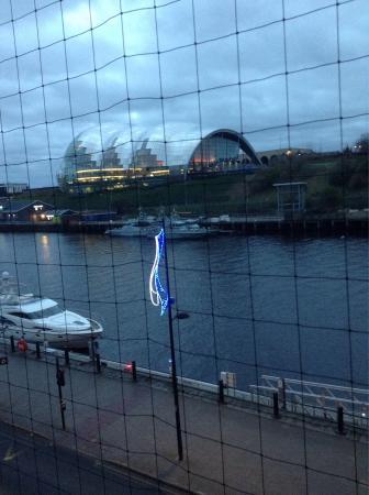 Premier Inn Newcastle Quayside hotel Photo
