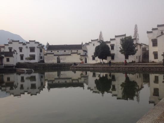 Longmen Ancient Town: Longmen 2015