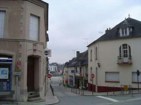 Chateaubourg, Francia: Eglise Saint-Pierre