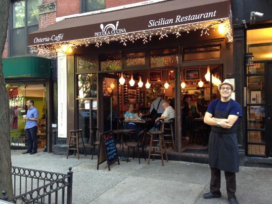 Chef Luigi - Picture of Piccola Cucina, New York City - TripAdvisor