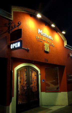 Mateo's Cocina Latina : Mateo's Evening Look