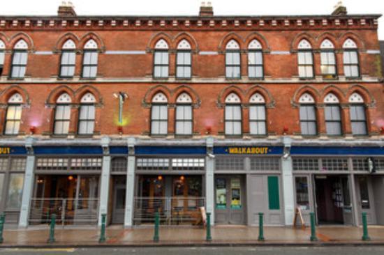 Walkabout Pub & Bar: Walkabout Birmingham Refurb
