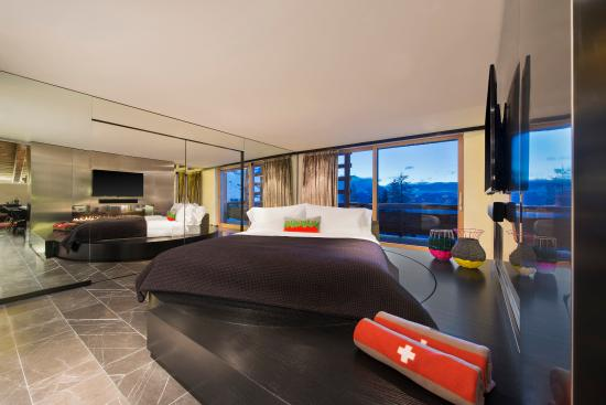 W Verbier : EXTREME WOW Suite