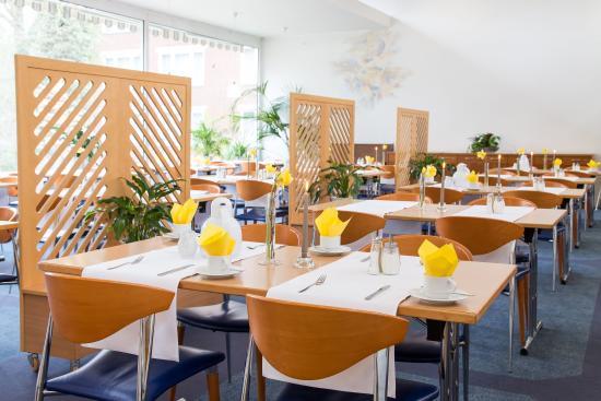 Hotel Christophorus: Fruehstuecksraum
