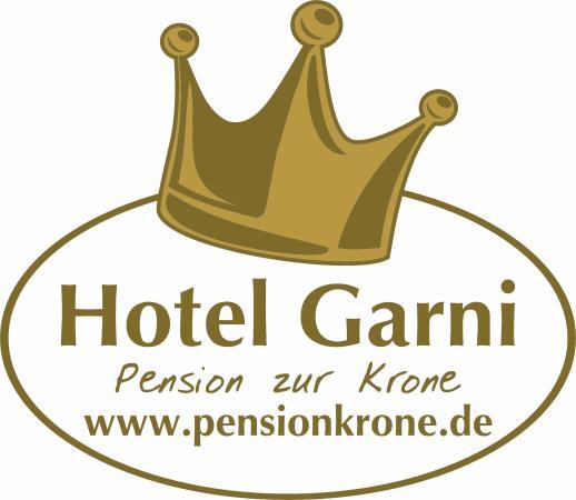 Hotel Garni Pension Zur Krone Hilpoltstein Hilpoltstein
