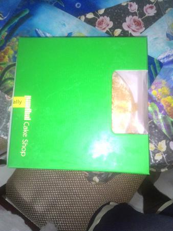 Cake packet