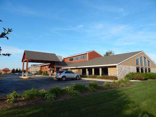 AmericInn Lodge & Suites Sturgeon Bay: Welcome to Sturgeon Bay