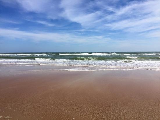 Beach at Daytona Beach: March 2016
