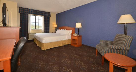 Holiday Inn Express: King Size Room