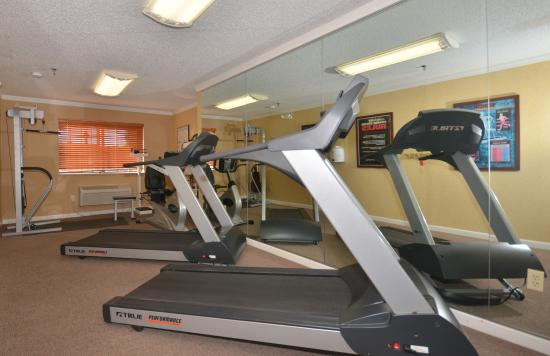 Holiday Inn Express: Fitness Center