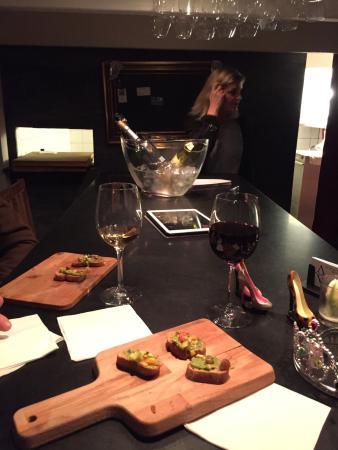 Le Vin Sur Vin Cannes