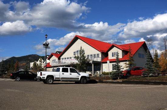 Grande Cache Tourism and Interpretive Centre
