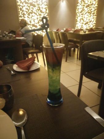 Dining Saga Jalpaan: Mocktail (dont remember the name)