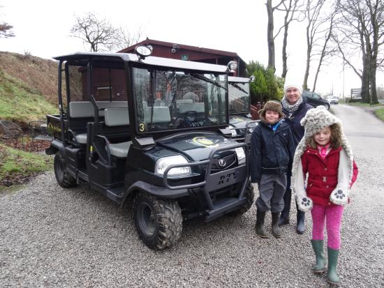 The Coniston 4x4 Experience