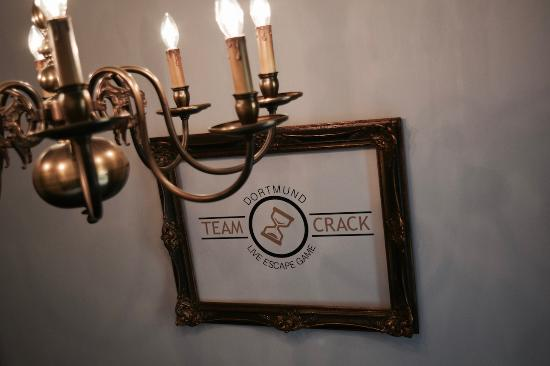 TeamCrack DORTMUND - Live Escape Game Room