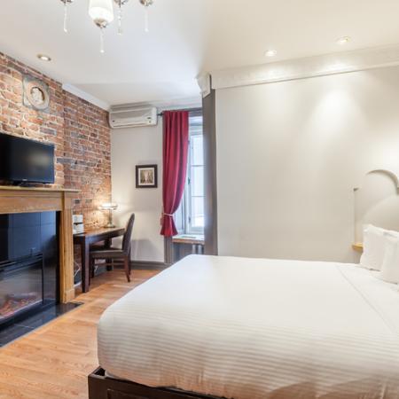 Le grande allee hotel and suites partir de 90 1 0 7 for Hotel chercher