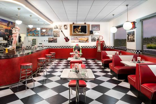 Only You Cafe Bar 50's Diner